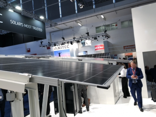 Trina Solar установит 35 солнечных электростанций по всему миру общей мощностью 970 МВт