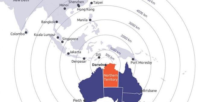Региональная водородная стратегия: Австралийская северная территория