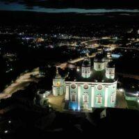 Успенский собор в Смоленске получил новую подсветку