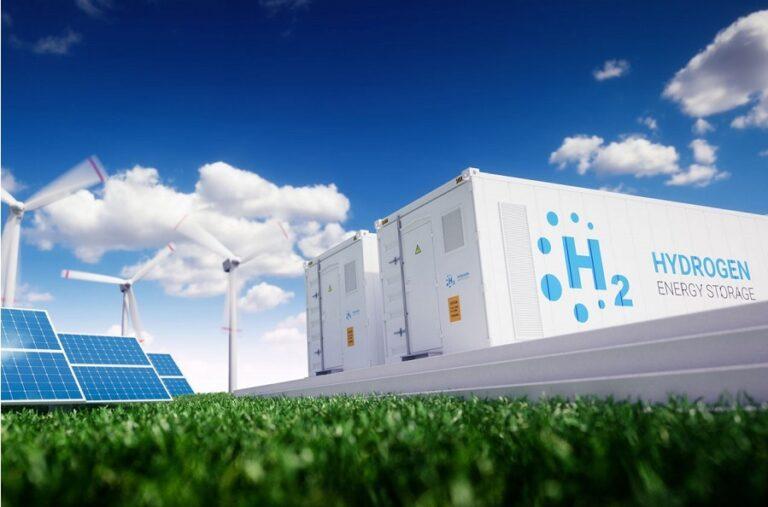 Водород может обеспечить до половины конечного потребления энергии Великобритании в 2050 г