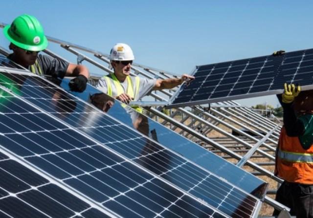 В Неваде реализуют три проекта солнечных электростанций с системами аккумулирования мощностью 816 МВт