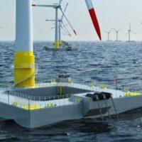 Плавучий ветропарк на 1 ГВт появится у побережья Ирландии