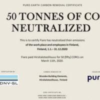 Первый в мире рынок по удалению углерода
