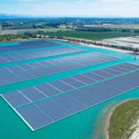 В Испании ввели в эксплуатацию первую плавучую солнечную электростанцию