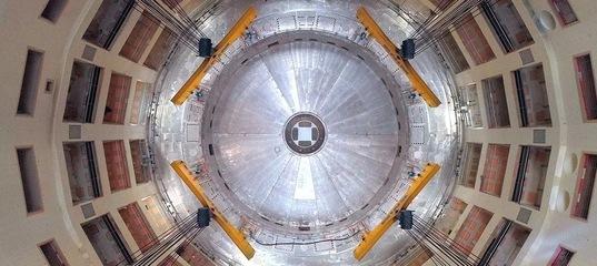 Во Франции начали собирать крупнейший в мире термоядерный реактор
