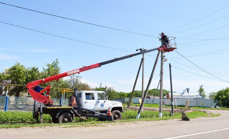 «Россети Кубань» инвестирует 145 млн рублей в реновацию электросетевых объектов восточных районов края