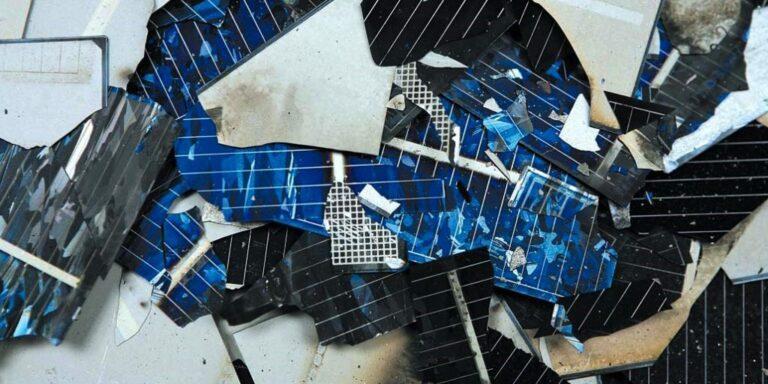 К вопросу утилизации и переработки солнечных панелей