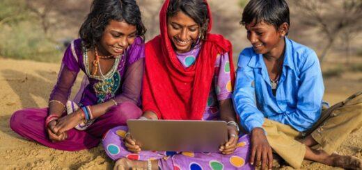 В ближайшую тысячу дней в Индии проведут высокоскоростной интернет в 600 тыс деревень