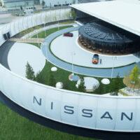 Nissan открыл в Японии павильон «зеленых» технологий, посетители которого могут оплатить стоянку энергией батарей своих электромобилей