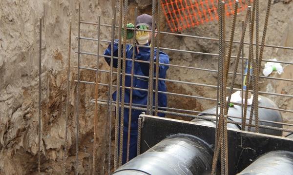 Квадра направит 69 млн. рублей на реконструкцию теплосети в центре Курска