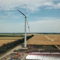 «НЛМК» разработал инновационную марку электротехнической стали для ветроэнергетики
