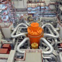 Реактор Белоярской АЭС выведен на номинальный уровень мощности