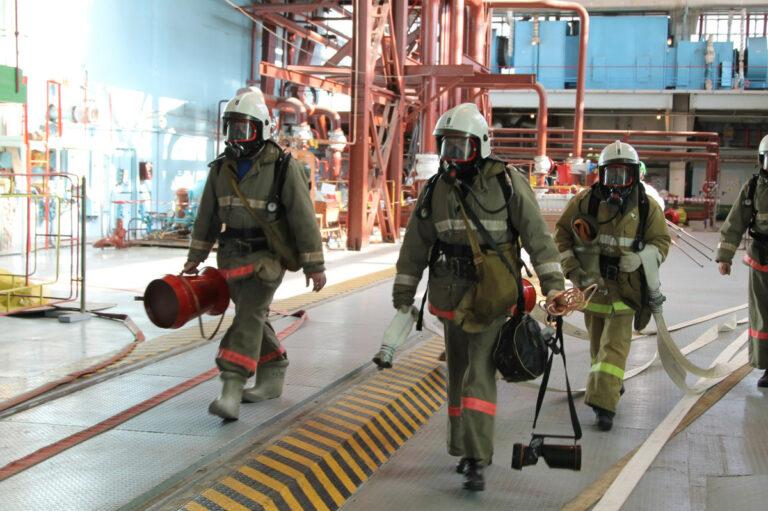 На российских АЭС внедрено более 30-ти положительных практик в области пожарной безопасности