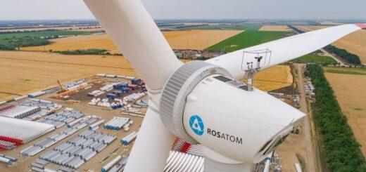 Ростовская область вышла на первое место в России по ветрогенерации