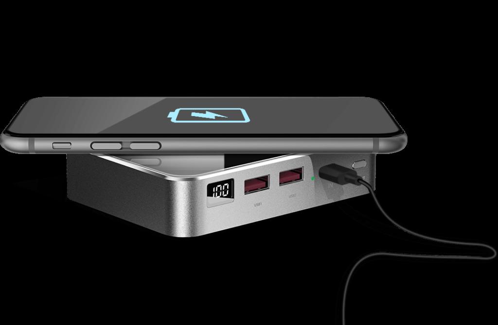 Prestigio представила первые в Европе графеновые внешние аккумуляторы