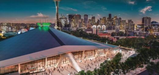 Amazon построит стадион с нулевыми выбросами углерода
