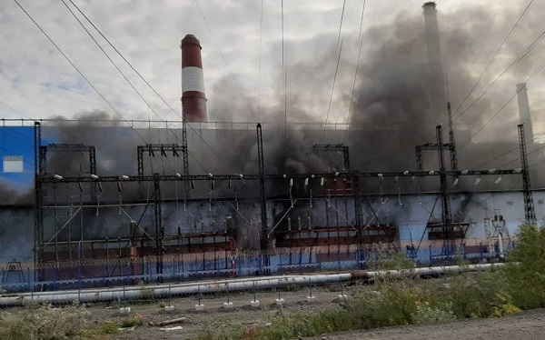 Правоохранительные органы проводят проверку на Норильской ТЭЦ-2 по факту возгорания и гибели человека