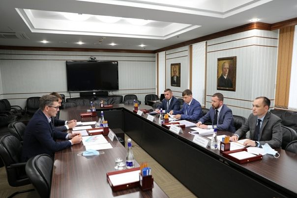 и. о. первого заместителя генерального директора АО «Россети Тюмень» Сергей Фролов