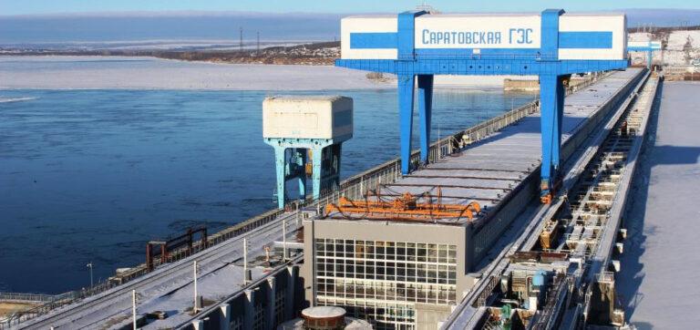 Мощность Саратовской ГЭС возрастет до 1505 МВт