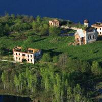 Энергетики электрифицировали старинную вепсскую деревню в Карелии