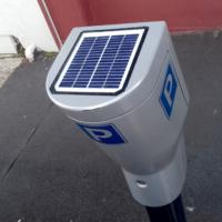 В Новой Зеландии тестируют городские парковочные автоматы на солнечных панелях