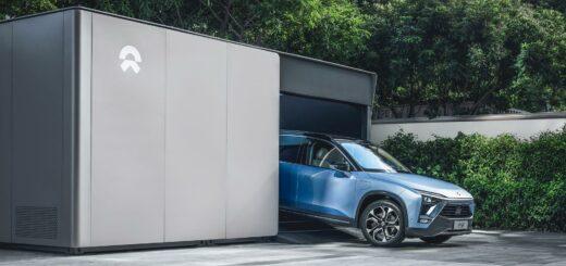 Китайская компания Nio запустила услугу аренды аккумуляторов, которая позволит водителям покупать электромобили без аккумуляторной батареи