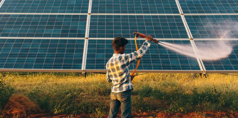 Индия создаст Всемирный банк солнечной энергии