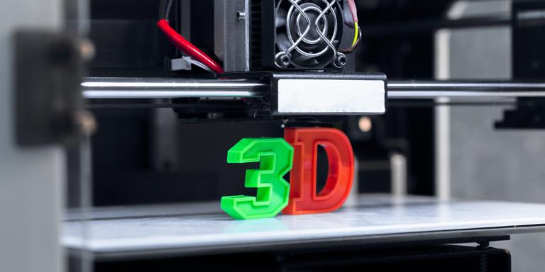 Новая технология печати позволяет создавать прочные предметы