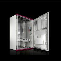 Компания Rittal разработала пластиковые распределительные шкафы АХ для наружного применения