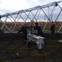 Россети Сибирь завершает строительство новой ЛЭП для крупнейшей шахты в Кузбассе