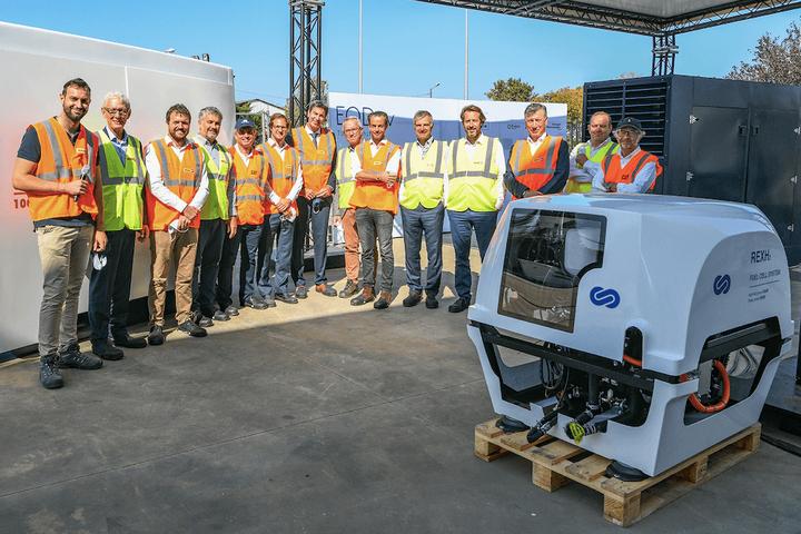 Создан самый компактный водородный электрогенератор в мире