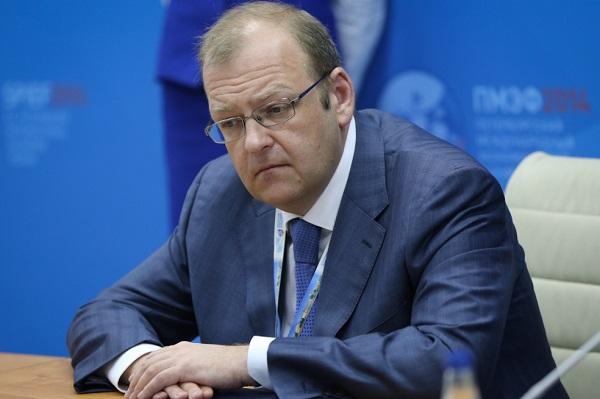 Замминистра энергетики Анатолий Тихонов задержан по делу о крупном мошенничестве