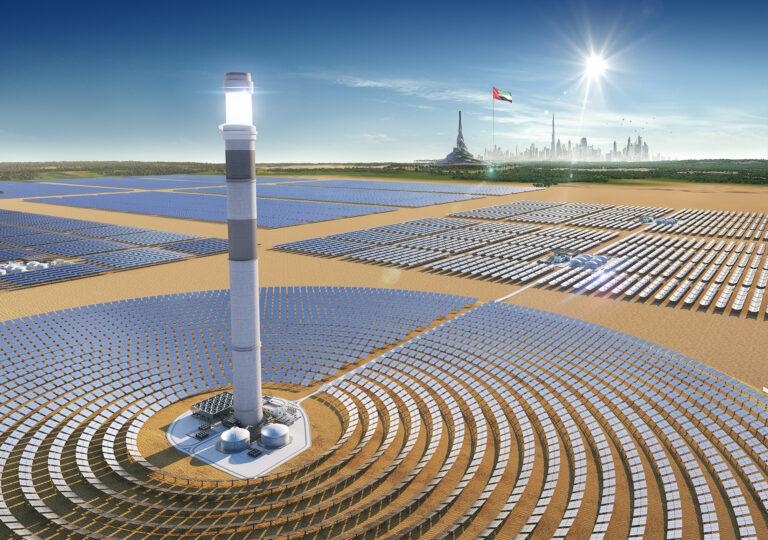 Крупнейший солнечный парк мира в Дубае будет расширен до 2,8 ГВт