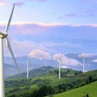 В Норвегии завершено строительство крупнейшего в Европе материкового ветропарка