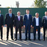 В Татарстане «заложили первый камень» нового энергоблока на Заинской ГРЭС