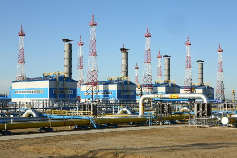 «Газпром» наращивает мощности Чаяндинского месторождения