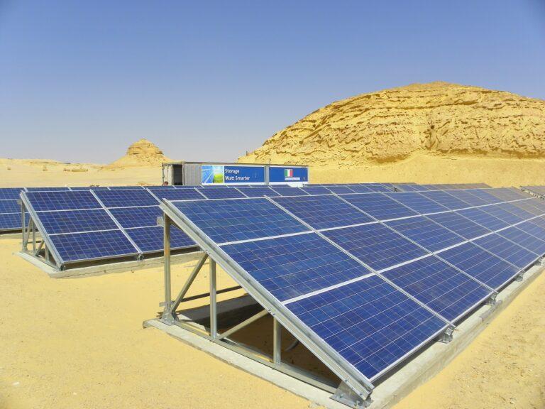 Египет планирует продавать «зеленую» электроэнергию в Африку и Европу