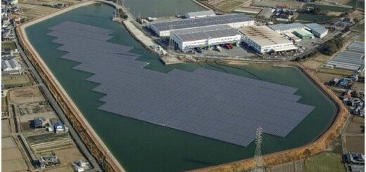 В Литве в бассейне гидроаккумулирующей электростанции установят плавучую солнечную электростанцию