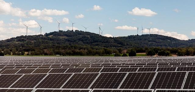 В Чили построят ветровую и солнечную электростанции с накопителями энергии общей мощностью 863 МВт