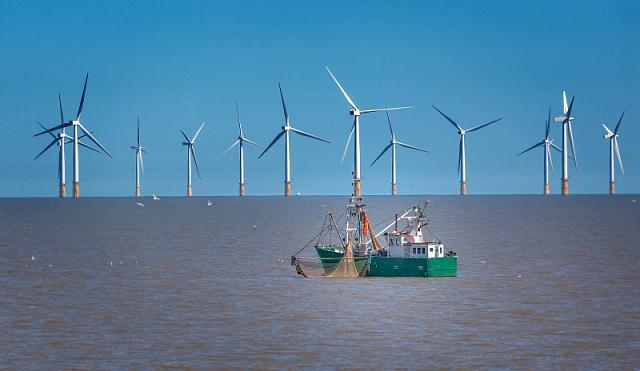 Италия построит в Адриатическом море ВЭС мощностью 450 МВт