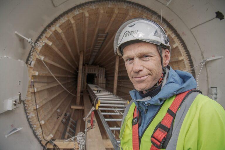 Vattenfall планируют использовать деревянные башни для ветряных турбин