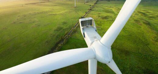 Начат проект по созданию 100% перерабатываемых лопастей ветряных турбин
