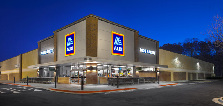Немецкая сеть супермаркетов Aldi в Австралии планирует перейти на 100% возобновляемые источники энергии к 2021 году