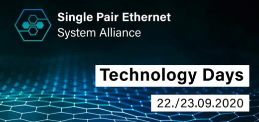 Дни технологий: Международная цифровая конференция по вопросам однопарного Ethernet