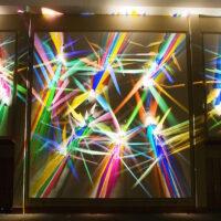Новая технология позволяет воспроизводить знаменитые картины при помощи света