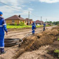 Газпром завершил строительство уличных газовых сетей в Белгородской области