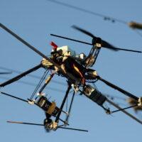 В Курганской области роботов-дронов подключат к обслуживанию электросетей