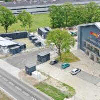 В Нидерландах введена в эксплуатацию гибридная система накопления энергии: Li-ion плюс маховики