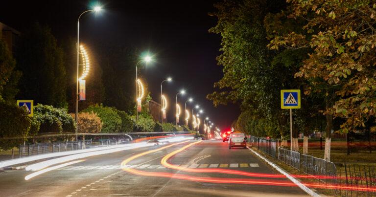 «Россети Центр Белгородэнерго» модернизировала наружное освещение Яковлевского городского округа