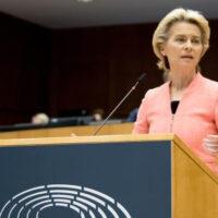 Европейская Комиссия планирует снизить выбросы парниковых газов в ЕС на 55% к 2030 г